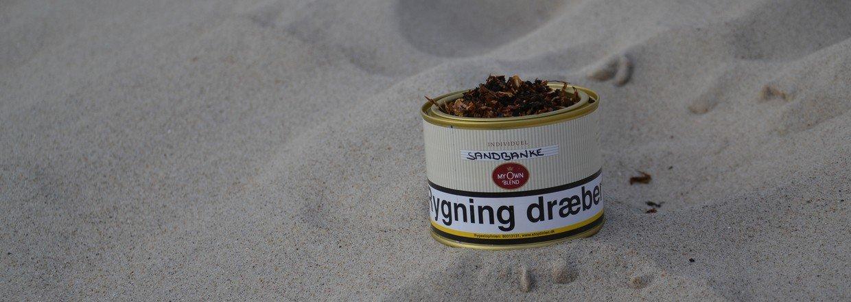 Ny mild blanding med Latakia - Sandbanke